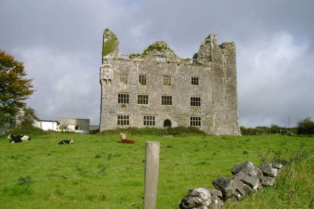 Leamaneh Castle, The Burren, Ireland