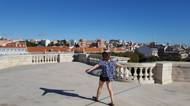 Panteao Nacional Lisbon