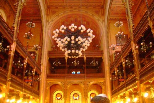 Dohány Street Synagogue Budapest Hungary