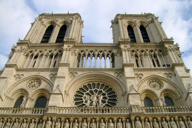 Notre Dame, Ile de la Cite, Paris, France