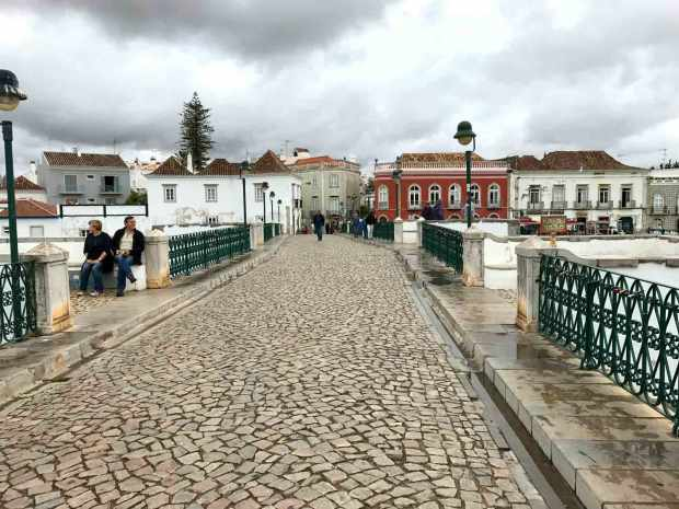 Ponte Romana in Tavira, Algarve, Portugal. Photo by Jill Kimball
