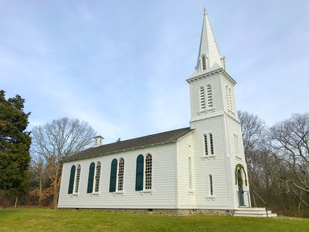 Church in Narragansett, Rhode Island