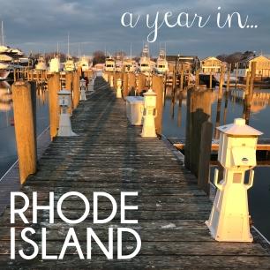 A year in Rhode Island